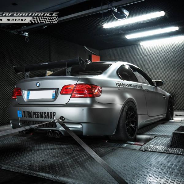 BMW M3 E92 Clubsport EBS